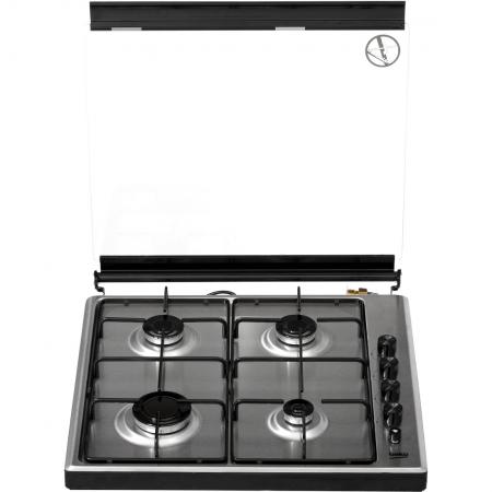 Beko HTZG 64110 SX kookplaat